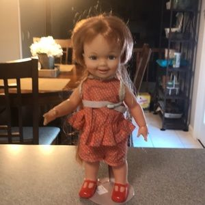 Ideal Cinnamon Doll 1972